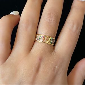 covermeblack Jewelry - Love ring